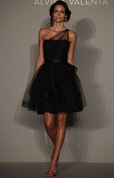 Nice Black Party Dress