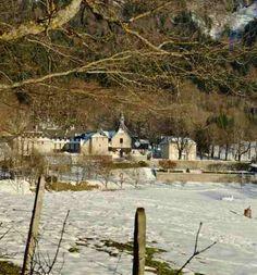 monastere de chalais by pakovska