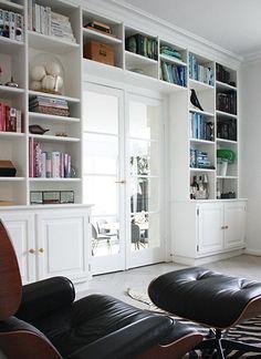 My First Apartment, Studio Apartment, Bookshelf Styling, Bookshelves, Living Room Bookcase, Scandinavian Living, Comfort Zone, Home And Living, Sweet Home