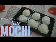 Cara membuat kue mochi - YouTube