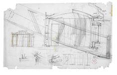 Walmer Yard,Sketch Peter Salter