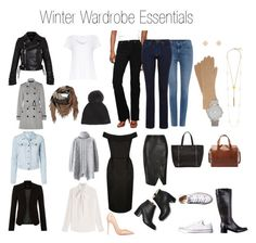 """""""Winter Wardrobe"""" by bronte-schultejohann on Polyvore featuring American Vintage, Marc by Marc Jacobs, Burberry, Lipsy, Valentino, Levi's, River Island, Christian Louboutin, Paul Andrew and Converse"""