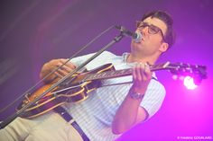 Concert Nick Waterhouse - September 5th Copyright : Frédéric Goualard