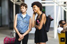 J'ai Perdu Ma Veste / Poppy Okotcha – New York.  // #Fashion, #FashionBlog, #FashionBlogger, #Ootd, #OutfitOfTheDay, #StreetStyle, #Style
