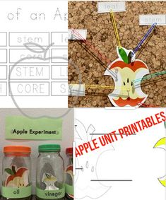 Apple Unit, Community Helpers, Jar Labels, School Themes, Tot School, Construction Paper, Lowercase A, Coloring Sheets, September