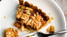 Gluten-Free Apple Tart with Almond