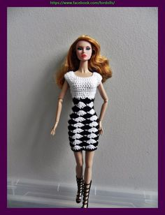 Clothes for Fashion Royalty / FR2 / Barbie /  Poppy Parker /  12   dolls