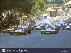 May 10, 1970 - Monte Carlo, Monaco - Motorsports / Formula 1: World Stock Photo, Royalty Free Image: 42724519 - Alamy