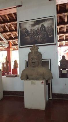 ANGKOR EMPIRE-CAMBODIA`S NATIONAL MUSEUM IS NO. 1# ON WORLD MUSEUM`S LIST