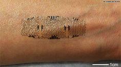 Crean tatuajes inteligentes que controlan tu salud y se borran