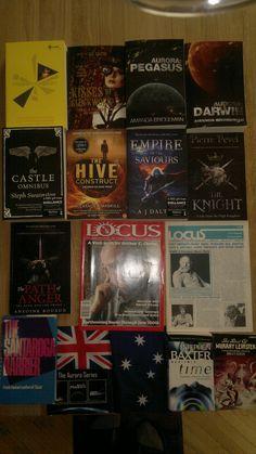 Mały teaser dotyczący tego, o czym niedługo będzie na blogu, czyli Loncon3 za nami... Zaglądajcie na http://dune-fairytales.blogspot.com/