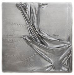 "Ignacio Muñoz Vicuña [Chile] (?) ~ ""Corporeal III"". Acrylic on stretcher bars (150 x 150 cm). | #art #painting #conceptualart"