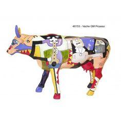 Vache Picowso's Moosicians Cow Parade