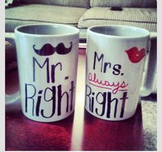 Great present for him and her