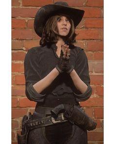 𝓡𝓲𝓭𝓮 𝓞𝓻 𝓓𝓲𝓮 @rockstargames #RedDeadRedemption2 #RDR2 #RDROnline #RDR2Online #RedDeadOnline Fallout 4 Concept Art, Estilo Cowgirl, Red Dead Online, Red Dead Redemption Ii, Rdr 2, Cowgirl Costume, Western Girl, Girls Anime, Thats The Way