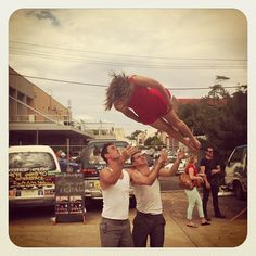 """@levi85's photo: """"The wonders at the Adelaide Fringe launch."""""""