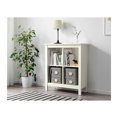 TOMNÄS Shelving unit, white white 31 7/8x36 1/4