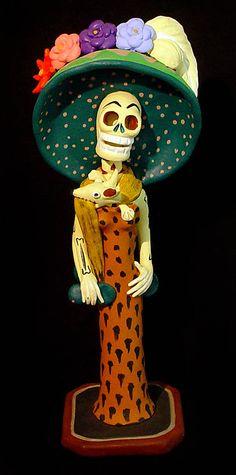 Catrina by Miguel Angel González