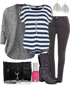 Casual Layers - Plus Size