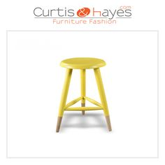 A stool designed similarly to photographic tripod. A simple and clean structure with classic shapes in crafted wood, featuring a comfortable sitting. And a contrasting wooden frame that connects the three legs. #Stool #WoodenStool #BuyStoolOnline #StoolOnline #CurtisAndHayes #FurnitureOnline #LuxuryFurniture #LuxuryFurnitureInIndia #FurnitureInIndia  For more details log on to – https://goo.gl/DyD67N