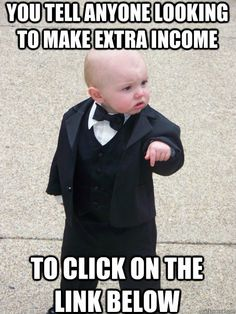 Baby Godfather makes you an offer you can't refuse! http://ibourl.com/20sa