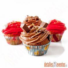 Venta online de cupcakes para eventos, cupcakes a domicilio al mejor precio. Cupcakes originales