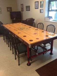 GALLERY: Firehouse Kitchen Tables - Model City Firefighter