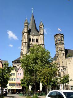 Kölner Ecken: Der Fischmarkt in der Kölner Altstadt