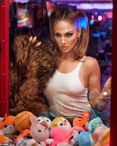 Glam Rock, Maid In Manhattan, Pictures Of Jennifer Lopez, Celebs, Celebrities, Thigh High Boots, Thigh Highs, Thighs, Product Launch
