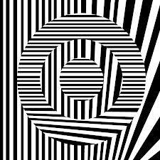 optical illusions art work - Google Search
