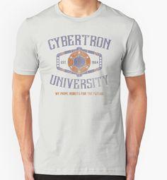 Cybertron University by Arinesart
