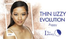 Thin Lizzy Beauty Evolution - Poppy