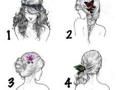 fairy like hairstyles