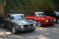 https://flic.kr/p/nx2ZFZ | Alfa Romeo GTs