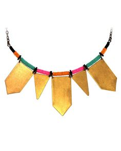 Wanora Necklace I o v e...all the natural Wood, especially the rainbow colored beads! Keep up your great creations ;0