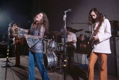 Big Brother and the Holding Company & Janis Joplin