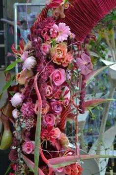 Florint: Dutch Flower Arranging Championship 2014