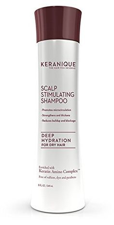 Keranique Deep Hydration ScalpStimulating Shampoo 8 Ounce -- Read more  at the image link.Note:It is affiliate link to Amazon.