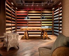 Venice Preserved: Designers Collaborative Visits the Fabulous Fortuny Showroom | Designers Collaborative