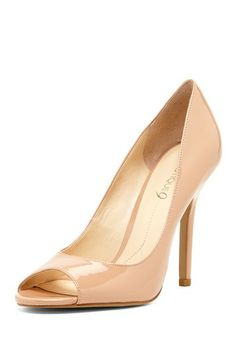 Boutique 9 Pacey Peep Toe Pump by Non Specific on @HauteLook