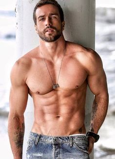 Beautiful Men around the globe for us Muscle, Male Torso, Best Build, Sexy Jeans, Guy Pictures, Male Beauty, Perfect Man, Male Models, Top Models