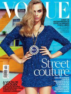 Vogue Brazil, February 2014플레이텍바카라 YOGI14.COM 제임스카지노