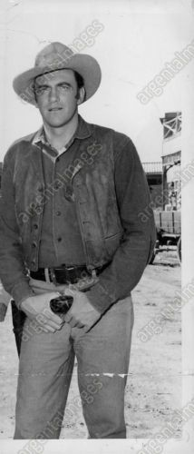1959 James Arness Actor Matt Dillon on Gunsmoke Press Photo | eBay