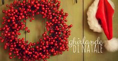 Ghirlande fai da te per Natale