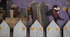 ciudad collage