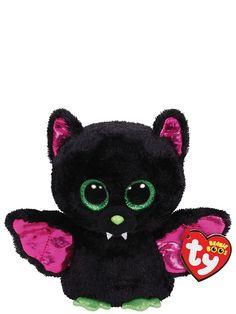 4c598f947ff Ty Cuddly Plush Igor the Bat Beanie Boo Halloween Soft Toy