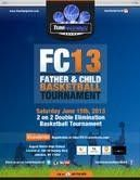 Father / Child 2 on 2 Basketball Tournament New York, NY #Kids #Events
