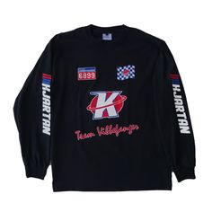 Image of KJARTAN RACING LONGSLEEVE