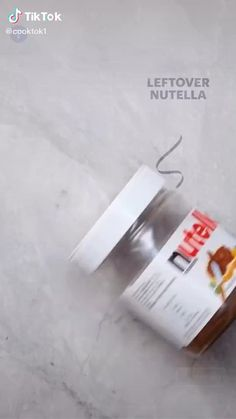 Do you have leftover nutella? Watch this Easy How To Make Nutella Ice Cream Using Left Over Nutella Recipe Food TikTok by @cooktok1 and start making your own version of this popular nutella ice cream at home #food #dessert #nobake #icecream #nutella