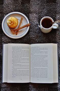 My getaway, my sweet remedy: a fuzzy blanket, yummy cupcake, nice hot cup of tea, and a good book! Photo by Angela Agapito